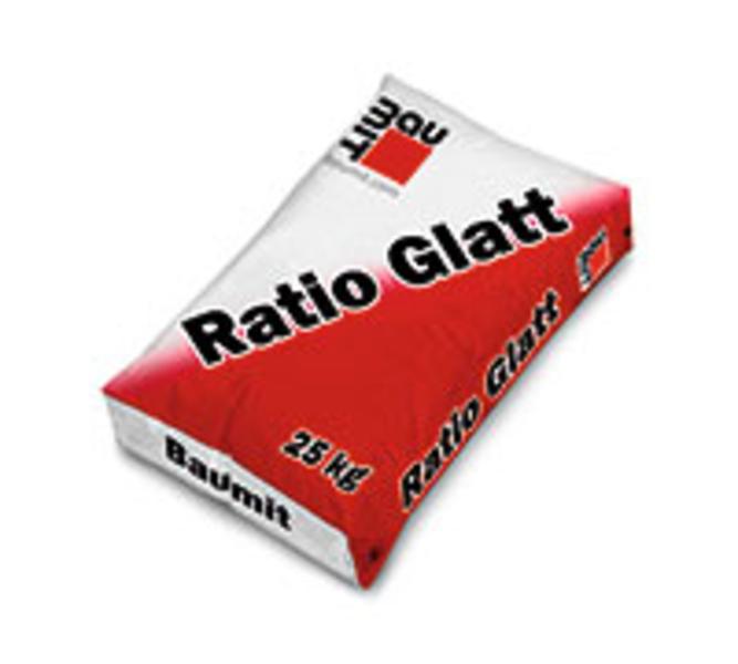 Baumit Ratio Glatt |Glättputz